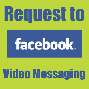 Request to Facebook: Add Video Messaging to the Event Page Redesign