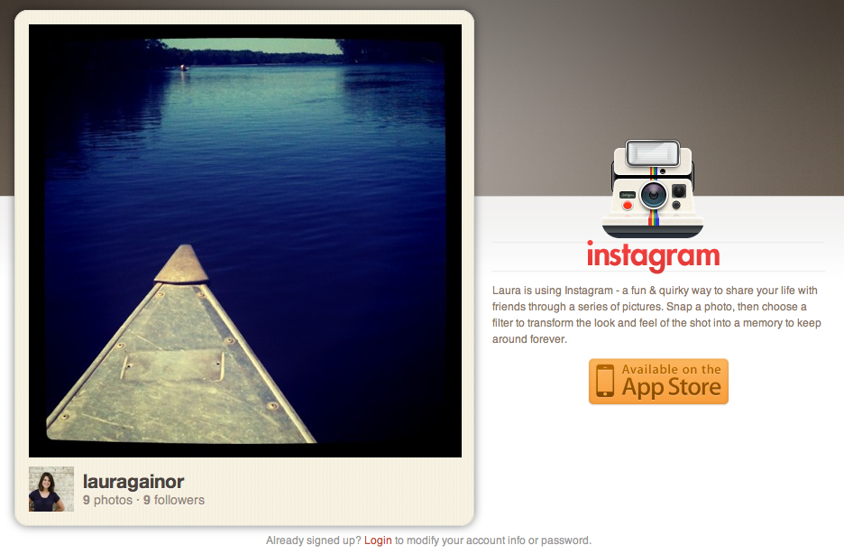Instagram iPhoneography [App Spotlight]