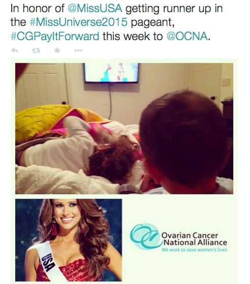 13 Ovarian Cancer Alliance